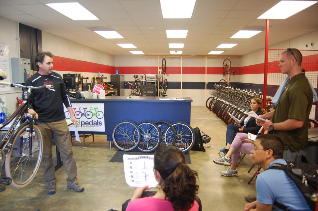 Spring Bike Maintenance Workshops